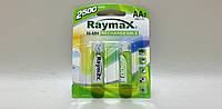 Raymax HR6 1.2 V (AА) 2500 mAh 2 шт.