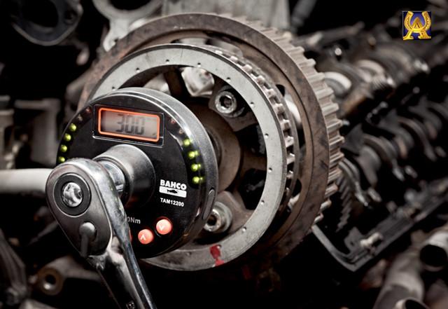 Цифровой адаптер для измерения угла и момента, BahcoTAM12200
