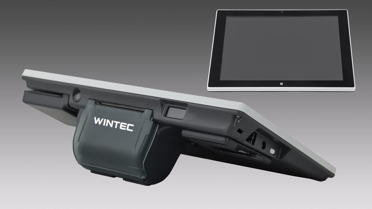 Wintec Anypos 30 Pos терминал портативный с принтером