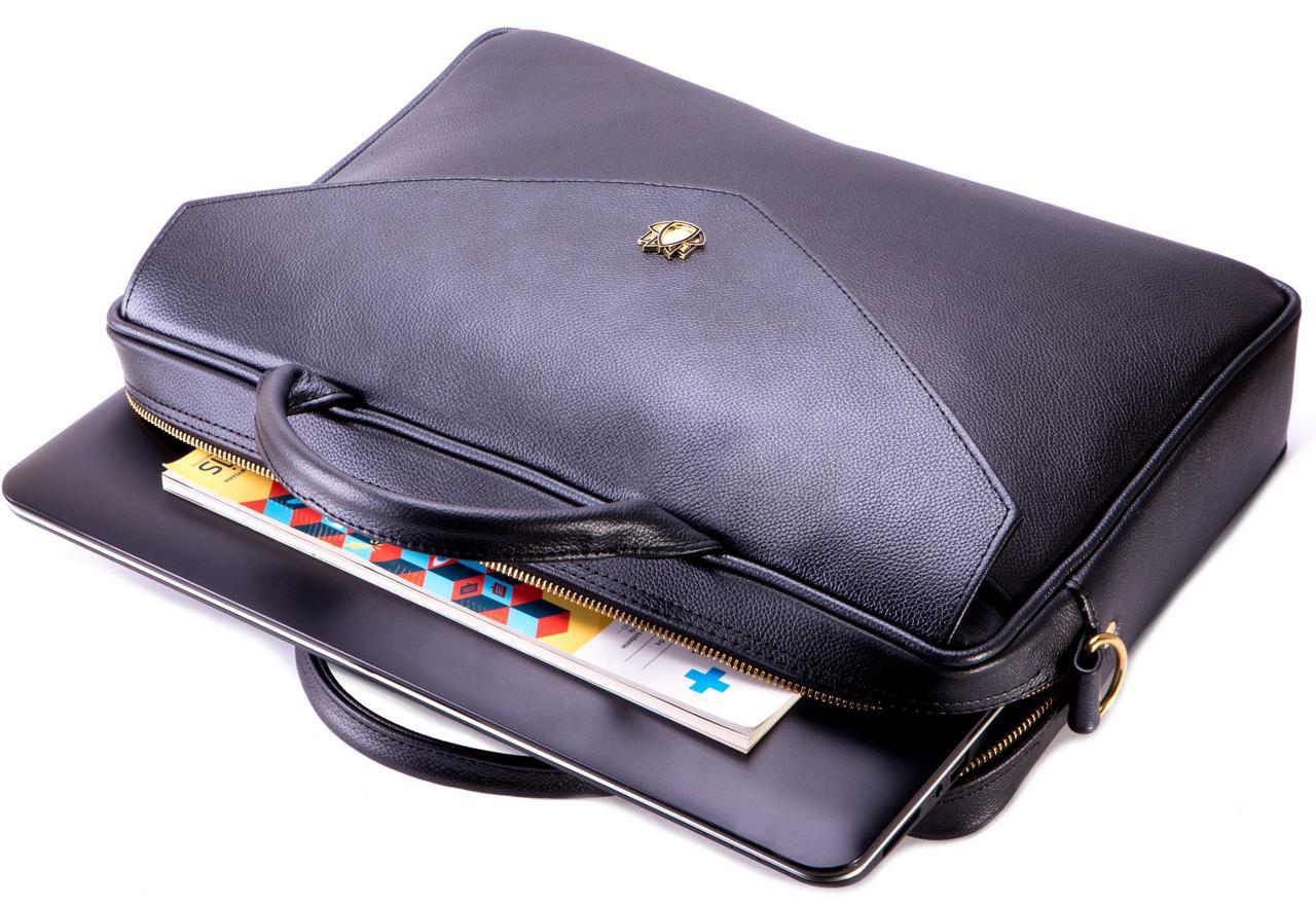 ef193565c7fc Женская сумка для ноутбука 15,6' Felice Fl15 Black, цена 5 254 грн., купить  в Киеве — Prom.ua (ID#747914289)