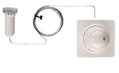 Термостатична головка з дистанційним управлінням М 28 x 1.5