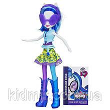 Моя Маленька поні Вініл Скретч My Little Pony Equestria Girls DJ PON-3 Hasbro