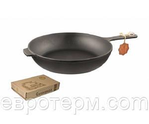 Сковорода чугунная литая Наша Майстерня Т 203 26 см