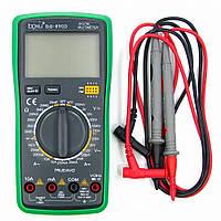 Мультиметр цифровой BAKU BA 890D с цифровой индикацией, с подсветкой (ток до 10A) (ID:13820)