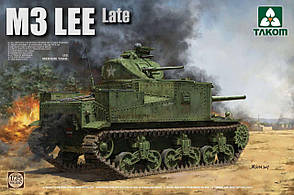M3 LEE (поздний). 1/35 TAKOM 2087