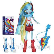 Моя Маленька поні Рейнбоу Деш з аксесуарами My Little Pony Equestria Girls Rainbow Dash Hasbro