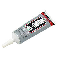 Клей силиконовый B-6000, 50ml, в тюбике с дозатором (ID:9215)