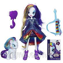 Моя Маленькая пони Рарити с пони My Little Pony Equestria Girls Rarity Рарити с пони Hasbro