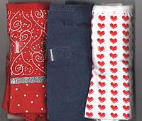 Набор женские трусики Nicoletta 3 шт размер S, M, L, XL 37670