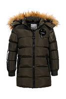 Куртки зимние для мальчиков оптом, Glo-story, 92/98-128 рр., арт.BMA-6460, фото 1