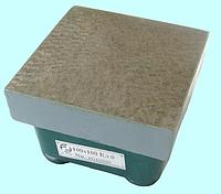 Плита поверочная чугунная 100х100, класс точности 0