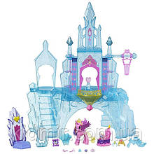 Моя Маленька поні Кришталевий Замок My little Pony Crystal Empire Castle Hasbro B5255