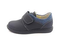 Туфли кожаные для мальчика р. 27 - 17см, фото 1