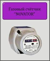 Газовый счётчик NOVATOR РЛ 4