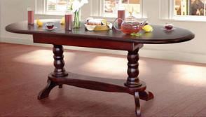 """Обідній стіл """"Сієста"""" (шпонований МДФ)"""