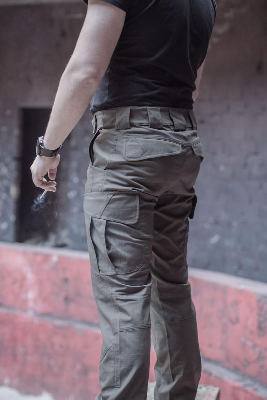 Штаны тактические MAX-SV мужские цвет хаки - 8107-7