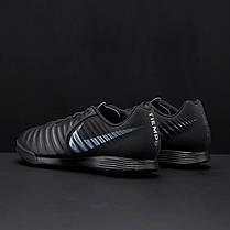 Сороконожки Nike TiempoX Legend VII Academy AH7243-001 (Оригинал), фото 2