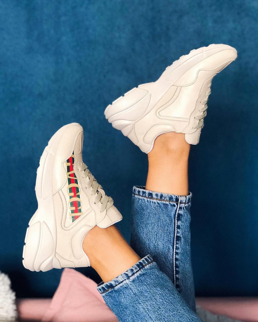 d29795925 Стильные женские кожаные кроссовки - Женская обувь купить в Харькове в  Харькове