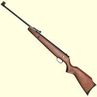 Пневматическая винтовка Beeman Teton Gas Ram кал. 4.5 мм