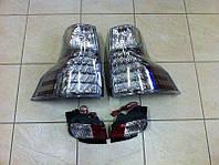 Задние фонари- диодные стопы Toyota Land Cruiser Prado 150