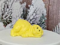 Мыло желтая хрюшка, новогодний сюрприз для родных и близких