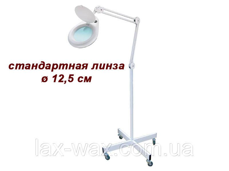 Лампа-лупа на штативі мод. 8066+001 (3D / 5D)