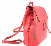 Кожаные мини-рюкзаки. Италия