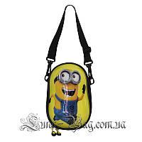"Детская сумка ""Running Minion"" (Размер 21*13,5*9)"