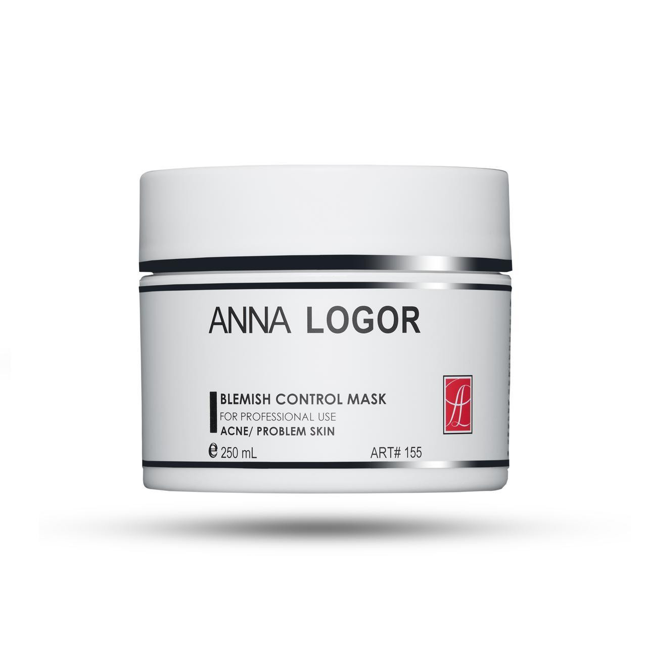 Маска для проблемной кожи Anna Logor Blemish Control Mask 250 ml Art.155
