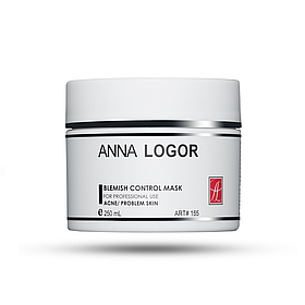 Маска для проблемної шкіри Anna Logor Blemish Control Mask 250 ml Art.155
