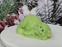 Зеленое мыло веселая свинья, чудесный новогодний подарок. Подложи другу свинью=)))