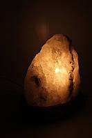 Соляная лампа Скала 3-4кг.
