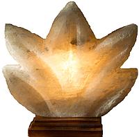 Соляная лампа Лилия