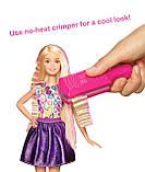 Лялька Барбі кольорові локони, фото 10