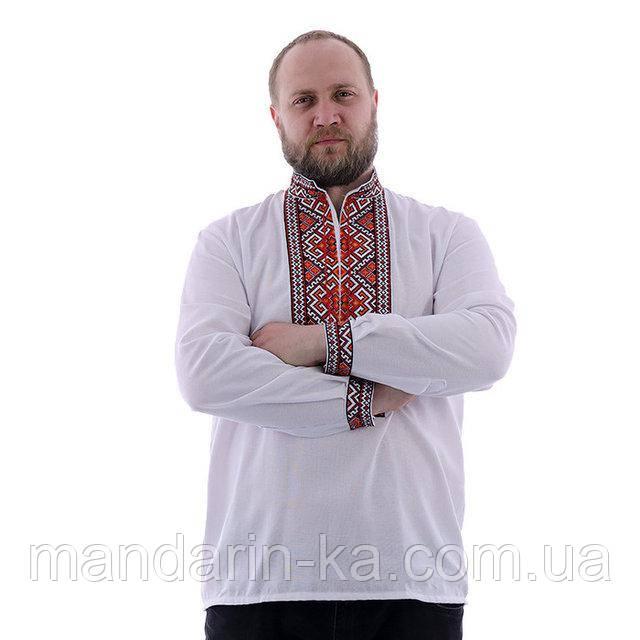 Домотканая сорочка мужская Зорян