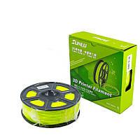 Пластик для 3D печати SUNLU HIPS, 1.75 мм, 1 кг, жёлтый (ID:12417)