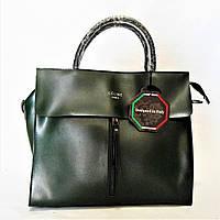 Элегантная женская сумочка CELINE кожа зеленого цвета DCC-955040, фото 1