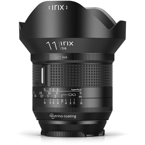 Объектив IRIX 11mm f/4 Firefly Lens for Pentax K (IL-11FF-PK)