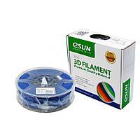 Пластик для 3D печати eSUN PLA, 1.75 мм, 1 кг, синий (ID:12435)