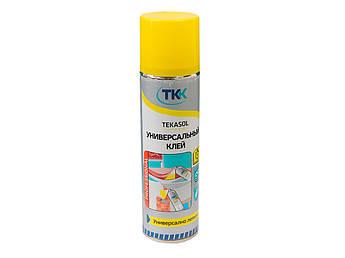 Универсальный неопреновый cпрей-клей Tekasol (250 мл)