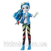 Кукла Рейнбоу Дэш Эквестрия герлз My Little Pony Equestria Girls  Rainbow Dash Hasbro