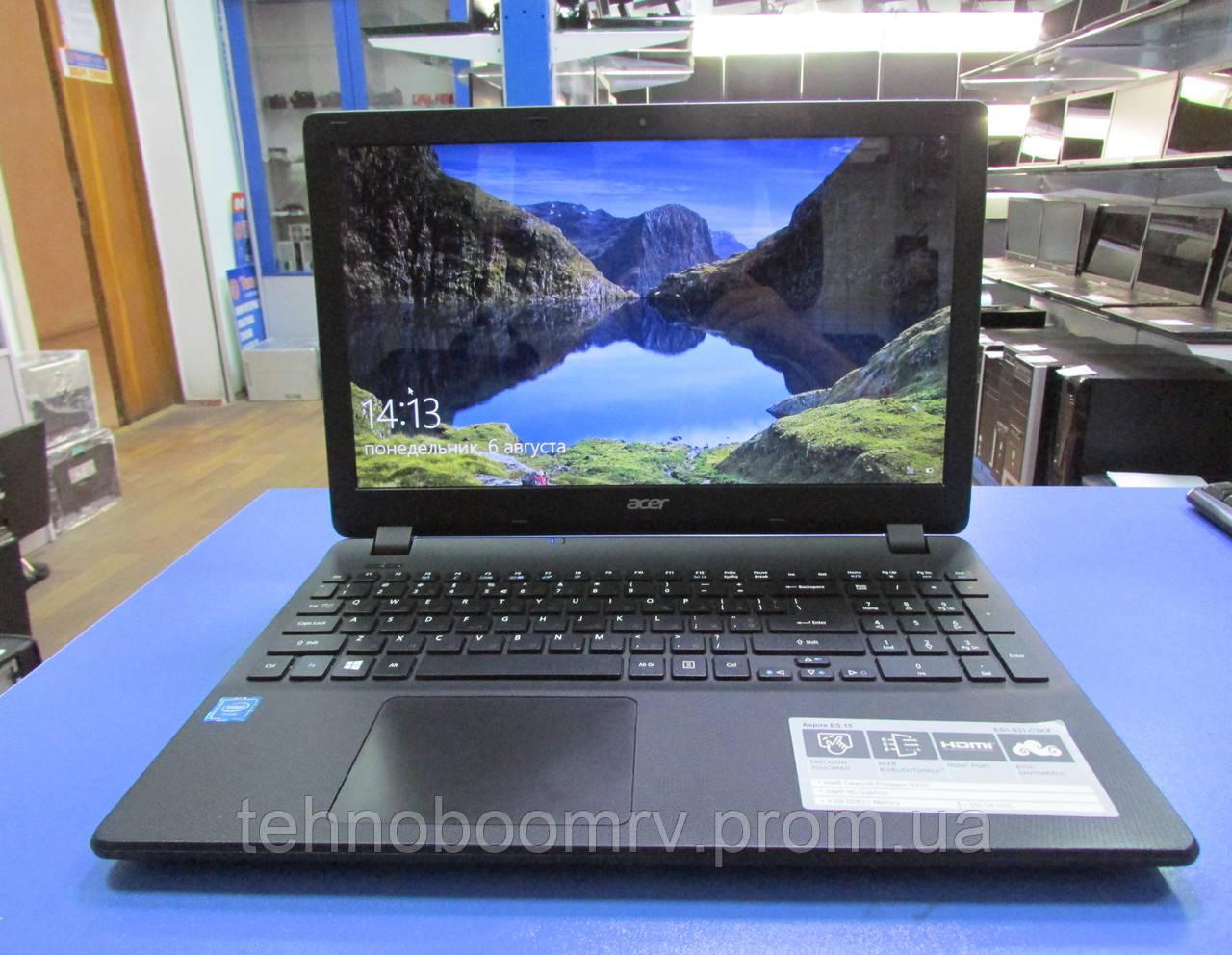 Acer ES1-531 - Intel Celeron N3050 2.16Hz/DDR3 4GB/HDD 500GB