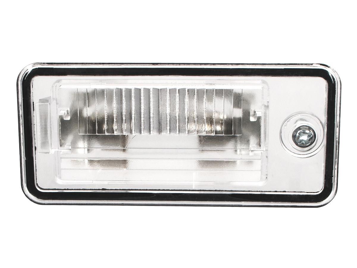 Подсветка номера + лампочка  Audi A3 8P A4 B6 B7