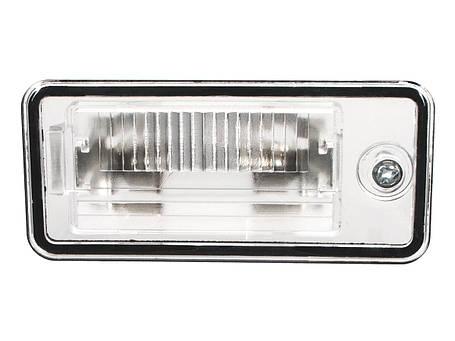 Подсветка номера + лампочка  Audi A3 8P A4 B6 B7, фото 2