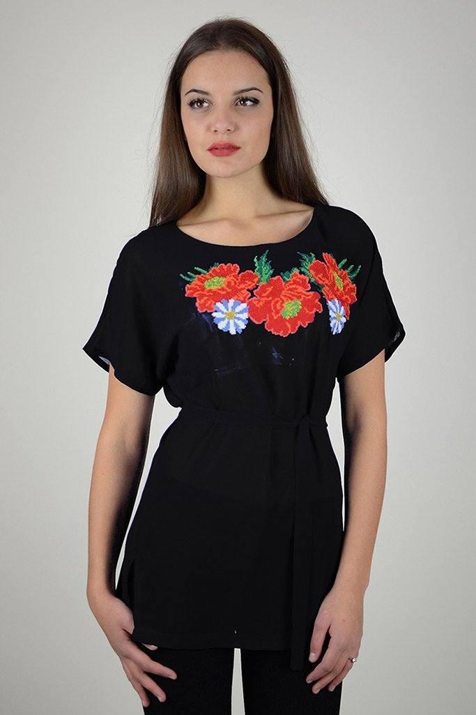 Сорочка вишита жіноча - Мир одежды вместе с Biserova в Хмельницком fbc31d5338406