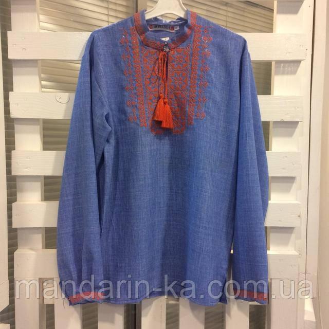 Чоловічі сорочки вишиванки