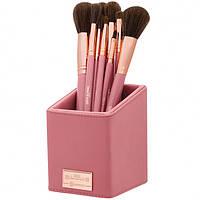 Подставка для кистей (без кистей) цвета пыльной розы BH Cosmetics Оригинал