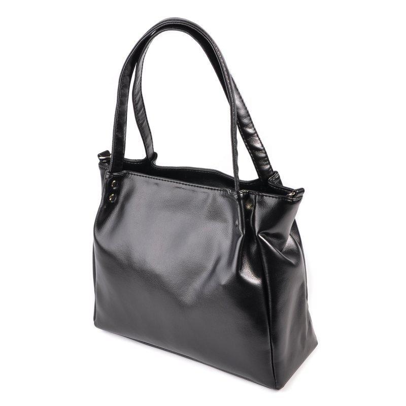 Женская черная сумка М166-Z