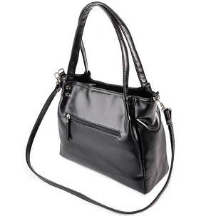 Женская черная сумка М166-Z, фото 2