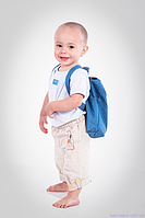 Набор детская панама с рюкзачком